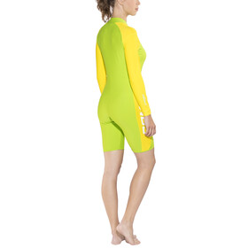 Camaro Tropic Shorty Unisex gelb/grün